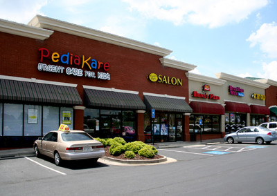 A/B Loan Bifurcation – Georgia Retail Center